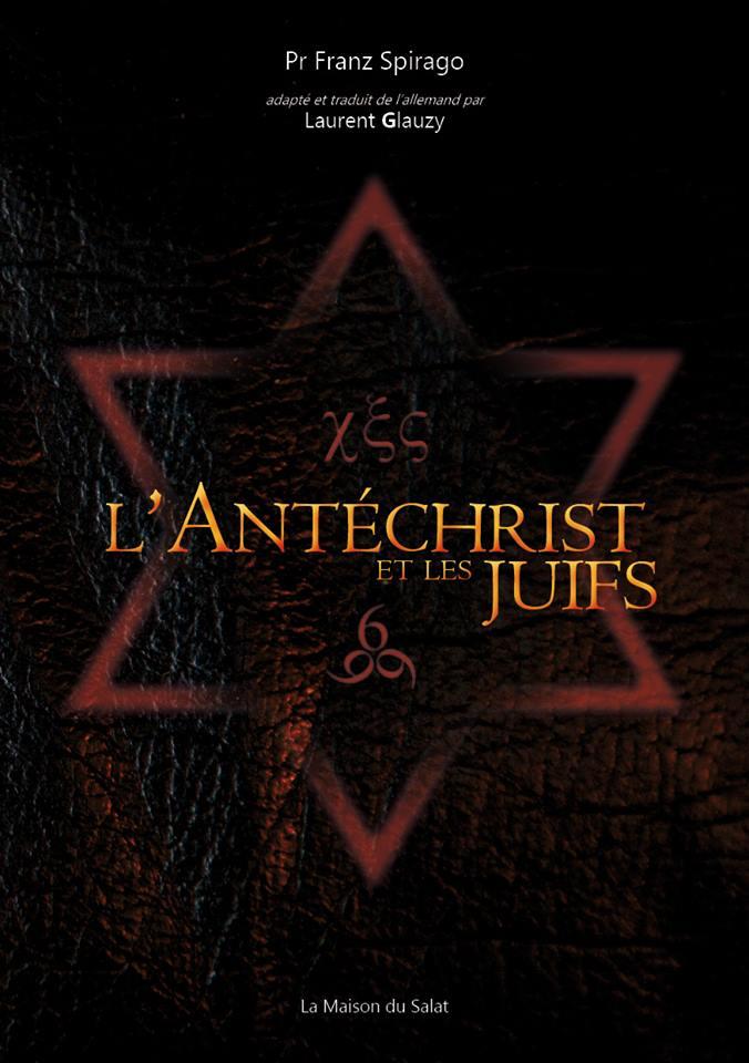 antechrist et juifs