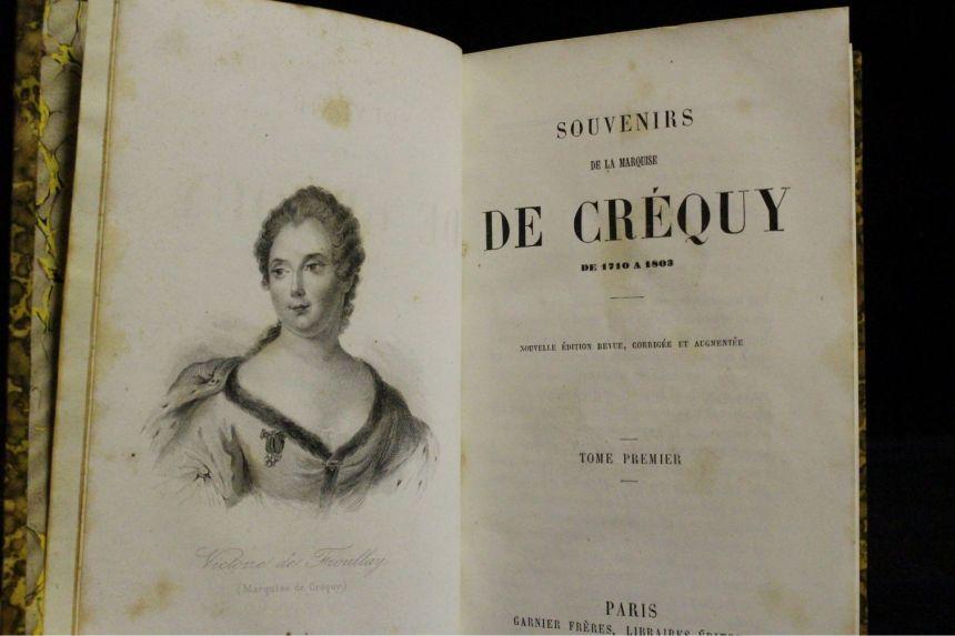 h-3000-crequy_renee-caroline-victoire-de-froulay-de-tesse-marquise-de-_souvenirs-de-la-marquise-de-crequy-de-1710-a-1803_1860_edition-originale_1_52365