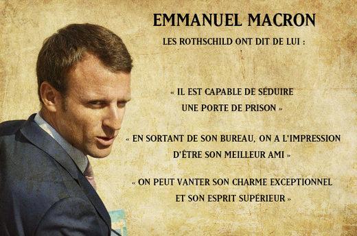 Manu Macron