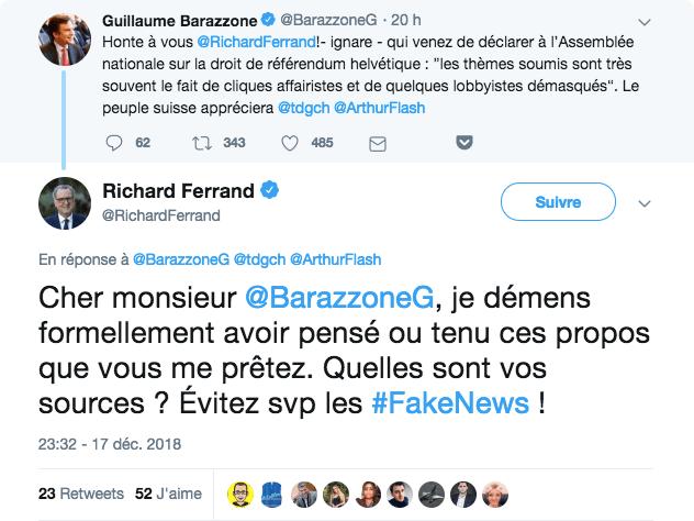 Ferrand - Barrazzone