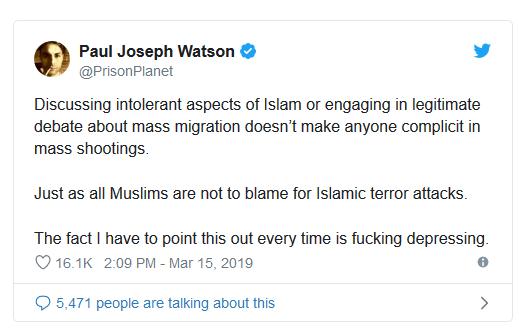 Paul Joseph Watson