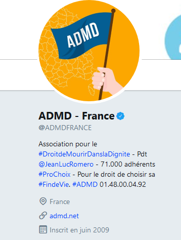 ADMD FRANCE