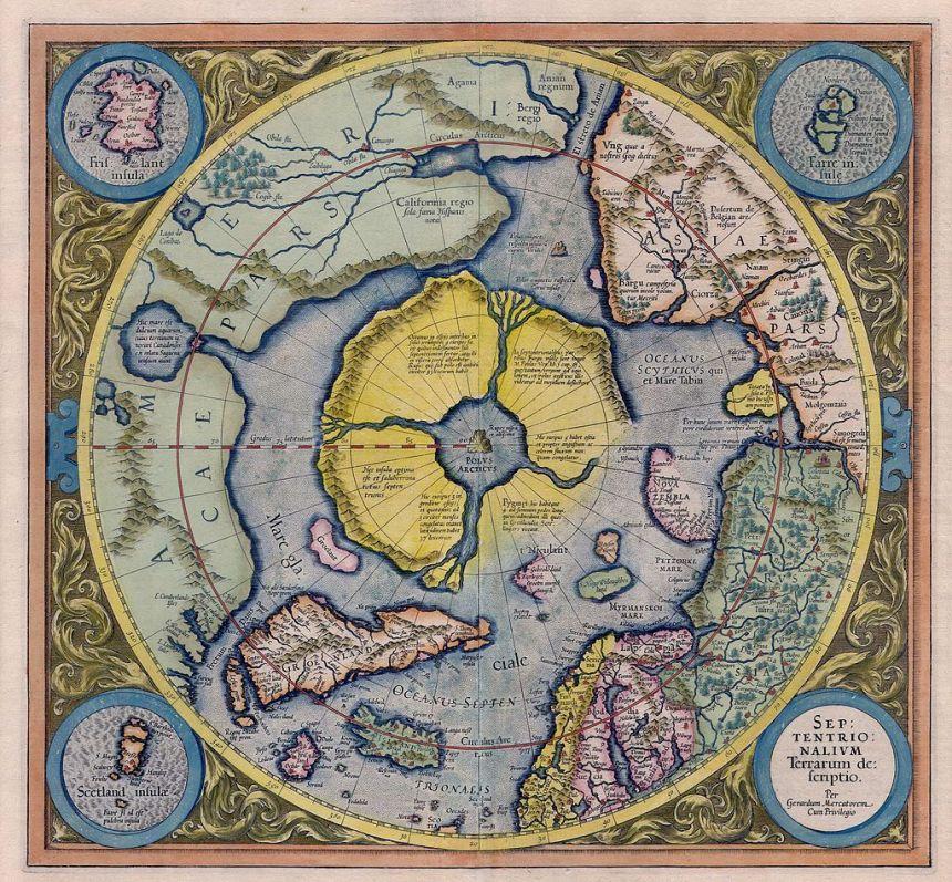 Continent Hyperboréen de Mercator.jpg