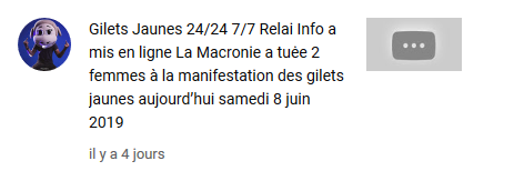 2 Femmes GJ Tuées à Montpellier