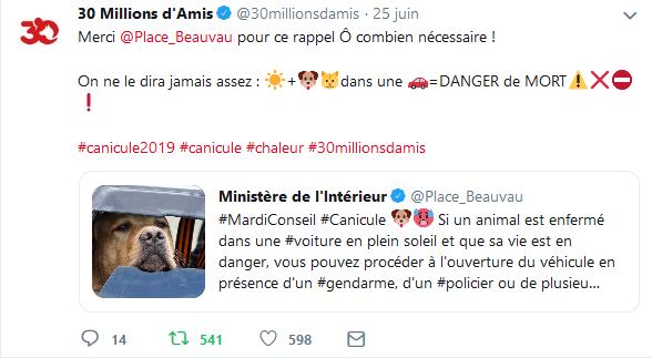Screenshot_2019-06-26 30 Millions d'Amis ( 30millionsdamis) Twitter