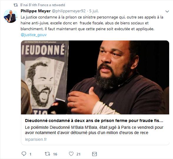 Screenshot_2019-07-07 B'nai B'rith France ( BnaiBrithFrance) Twitter