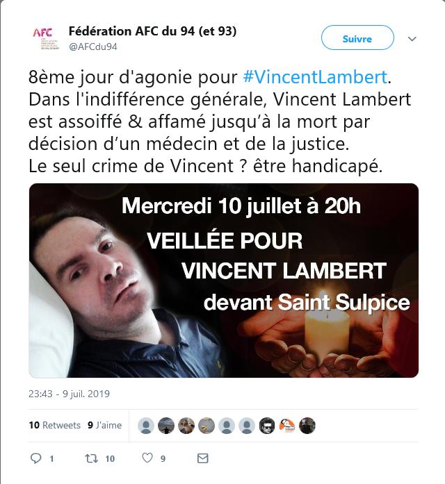 Screenshot_2019-07-10 Fédération AFC du 94 (et 93) sur Twitter 8ème jour d'agonie pour #VincentLambert Dans l'indifférence [...]