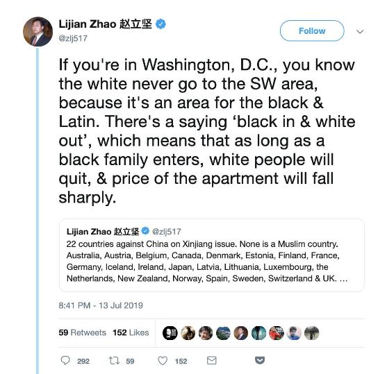 Screenshot_2019-07-16 Un diplomate chinois rappelle que l'Amérique marron est un trou à rats racial qui n'a rien à dire sur[...]
