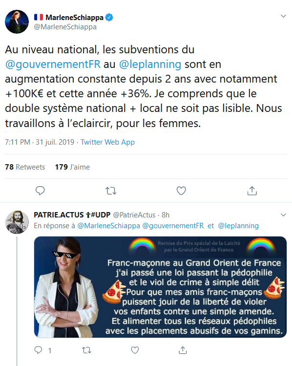 Screenshot_2019-08-01 🇫🇷 MarleneSchiappa sur Twitter Au niveau national, les subventions du gouvernementFR au leplanning [...]