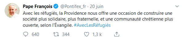 Screenshot_2019-09-04 Pape François ( Pontifex_fr) Twitter(1)