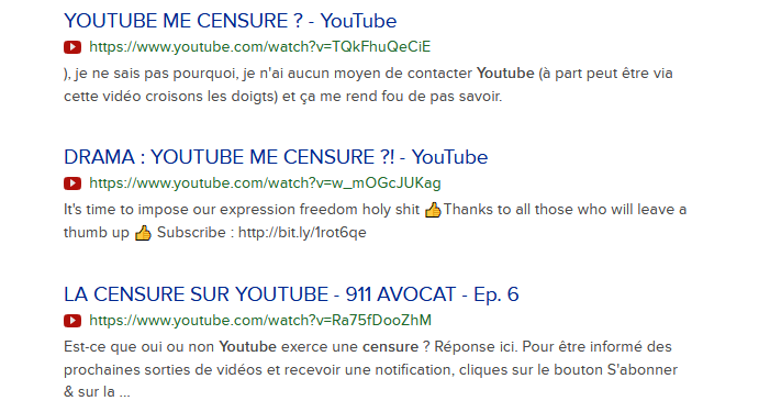 Screenshot_2019-09-06 you tube censure at DuckDuckGo