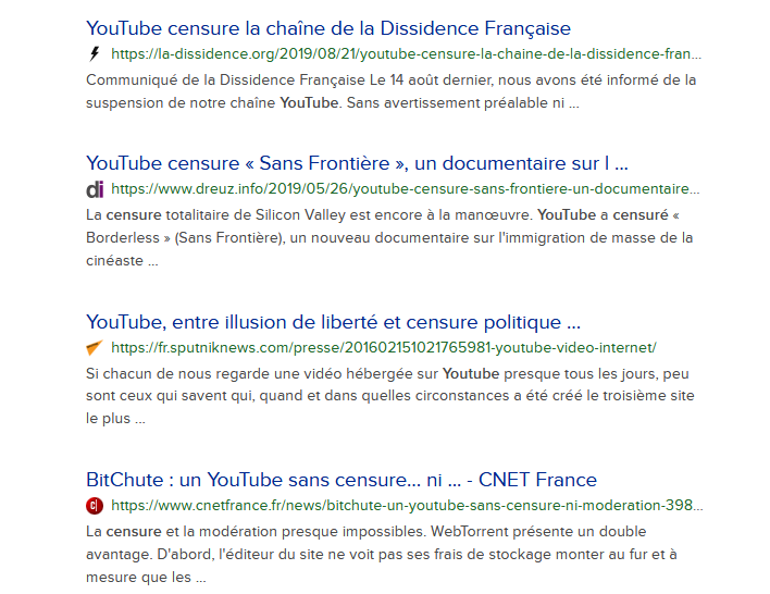 Screenshot_2019-09-06 you tube censure at DuckDuckGo(2)