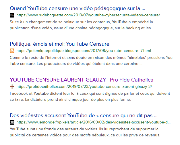 Screenshot_2019-09-06 you tube censure at DuckDuckGo(4)
