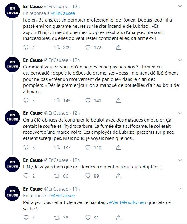 Screenshot_2019-10-02 En Cause sur Twitter 🇫🇷 Un des premier pompier sur place lors de l'incendie de Lubrizol à Rouen se [...]