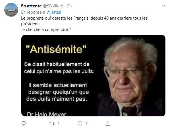 Screenshot_2019-10-04 Jacques Attali sur Twitter Le souverainisme n'est que le nouveau nom de l'antisémitisme Les juifs et [...](4)