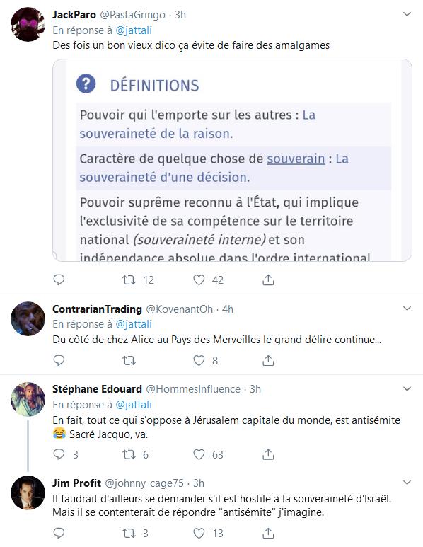 Screenshot_2019-10-04 Jacques Attali sur Twitter Le souverainisme n'est que le nouveau nom de l'antisémitisme Les juifs et [...](6)