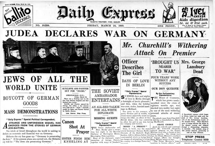 Screenshot_2019-10-11 Judea Declares War On Germany - Daily Express, March 24, 1933
