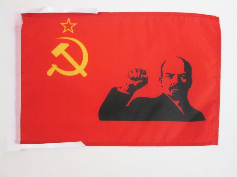 Lénine poing levé