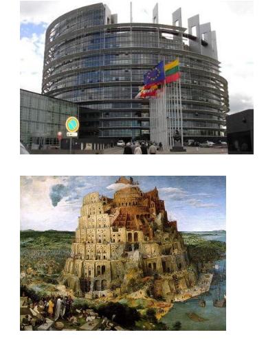 Screenshot_2019-11-21 Le parlement de l'Union Européenne et la Tour de Babel