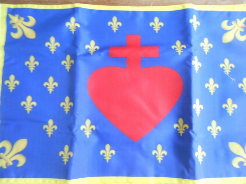 Screenshot_2020-01-17 DRAPEAU Français sacré coeur de jésus royal eBay