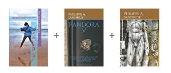 livre pandora philippe jandrok
