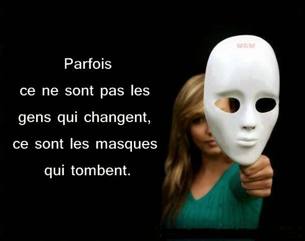 Citations option bonheur: Citation sur les personnes fausses