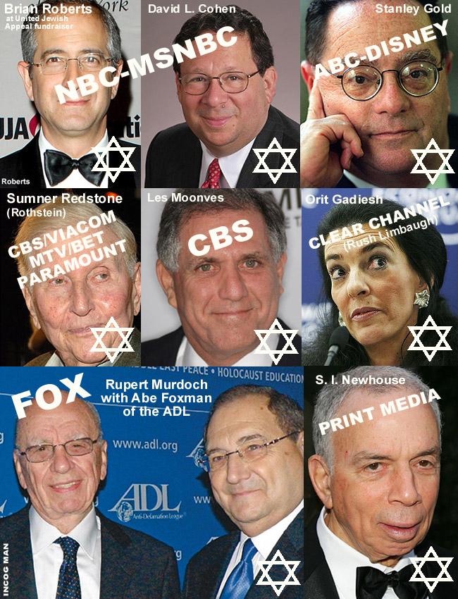 Der Stürmer: Jewish Media Moguls
