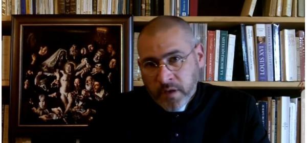 Le Chevalier Sans Peur et Sans Reproche Abbé Olivier Rioult appelle a  Sauver le Soldat Hervé Ryssen. | Pro Fide Catholica