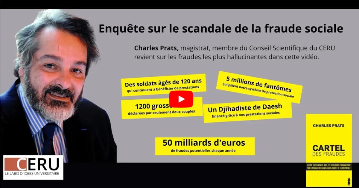 Charles Prats : Les fraudes sociales les plus ...
