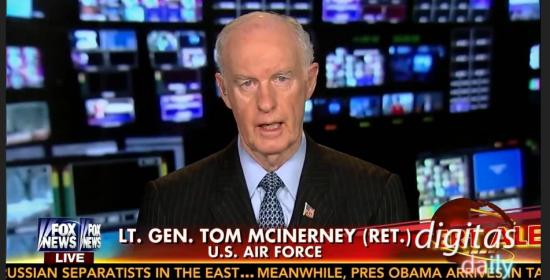 Exclusif : Le général McInerney réclame la loi martiale, des tribunaux et une enquête sur la trahison. Vidéos.   Pro Fide Catholica
